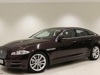 begagnad Jaguar XJ Luxury / 3.0D 275HK -10