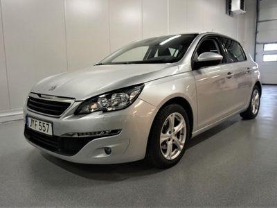 begagnad Peugeot 308 1.6 BlueHDi Aut Active S&V-Hjul (120hk)