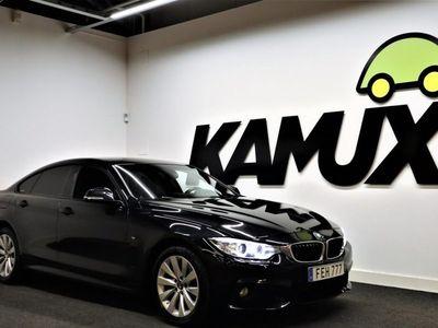 begagnad BMW 420 Gran Coupé d xDrive M-Sport 190hk, 2015