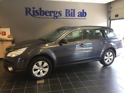 begagnad Subaru Outback 2.5 4WD Business Lineartronic 167hk