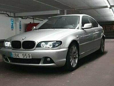 begagnad BMW 320 CI COUPÉ