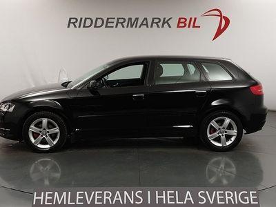 begagnad Audi A3 Sportback 1.6 TDI (105hk) Attraction, Comfort