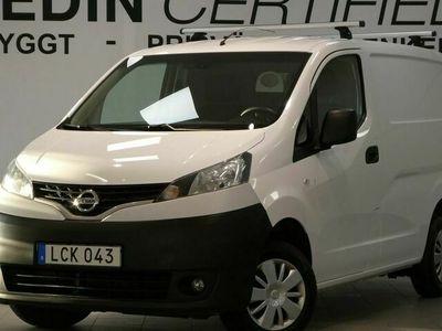 begagnad Nissan NV200 Van 1.5 dCi Backkamera Drag V-hjul