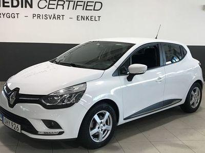 begagnad Renault Clio ZEN 1.2 75hk endast 2475mil