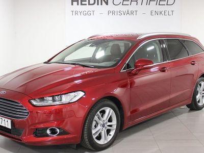 begagnad Ford Mondeo Business 1.5 Ecoboost 160HK Aut