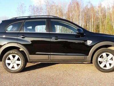 begagnad Chevrolet Captiva 2.4 LS 4WD