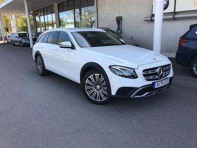 begagnad Mercedes 220 Benz E d 4Matic Kombi All-Terrain Avantgard Navigation 2017, Personbil 384 900 kr