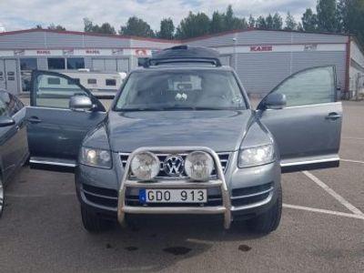 gebraucht VW Touareg R5 2.5tdi -07