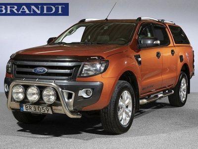 begagnad Ford Ranger Wildtrack 3,2 Auto/Kåpa/Drag -14