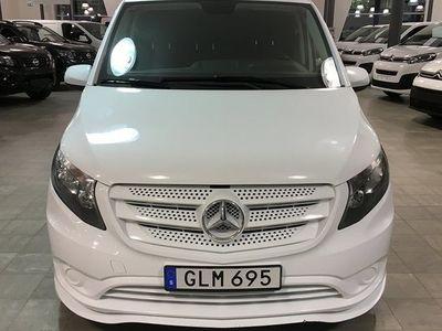 begagnad Mercedes Vito Benz 114 CDI Skåp Lång 2014, Transportbil 199 875 kr