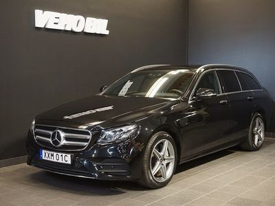begagnad Mercedes E300 PLUG-IN AMG 360-Kamera Panorama Navi Distronic