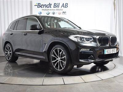 used BMW X3 20d / M-sport / Värmare / Individual