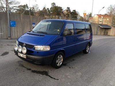 brugt VW Caravelle 2,5 Familjebus 9 sit -01