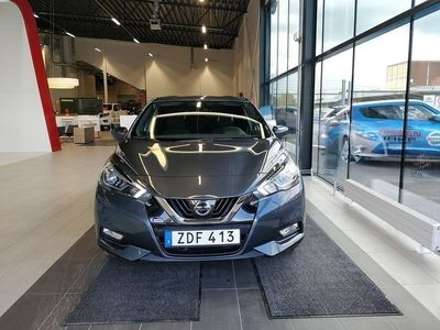 used Nissan Micra IG-T 90 Euro 6 90hk N-Connecta Tech Pack LED