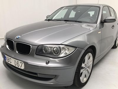 begagnad BMW 118 Övrigt d 5dr, E87 2009, MC/Moped 50 000 kr