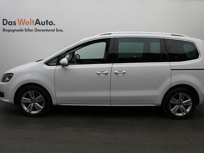 begagnad VW Sharan TDI 150 MAN 4MOTION / Premiumpaket / Panorama