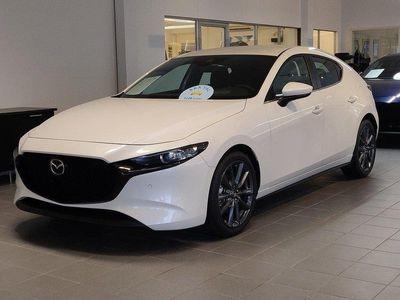 begagnad Mazda 3 2.0 SKY Mild Hybrid 150hk