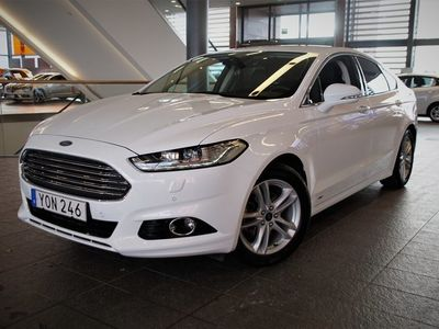 begagnad Ford Mondeo 2.0 TDCi 180 Business II A AWD 5d