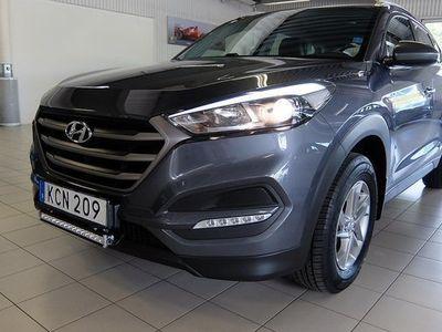 begagnad Hyundai Tucson 1.6 GDI 2WD Active 2017, Personbil 149 000 kr