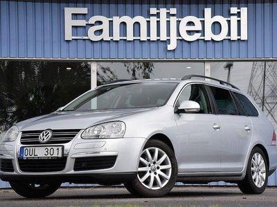 begagnad VW Golf Variant 1.6 MultiFuel (102hk)
