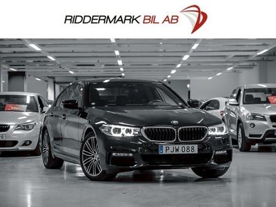 begagnad BMW 540 i xDrive Sedan M-Sport 340hk Euro6 Vä -17