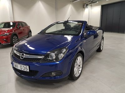 usata Opel Astra Cabriolet TwinTop 1.8 Automat 140hk