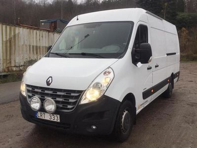 begagnad Renault Master 2.3 dCi FAP FWD