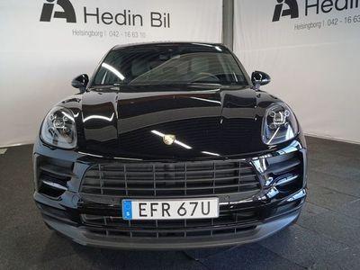 begagnad Porsche Macan PDK Facelift 245hk