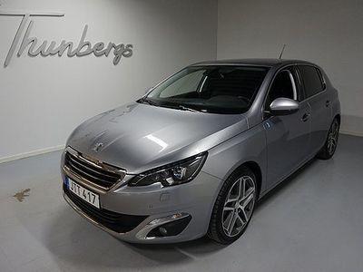 begagnad Peugeot 308 1.2 e-THP Allure Euro 6 130hk