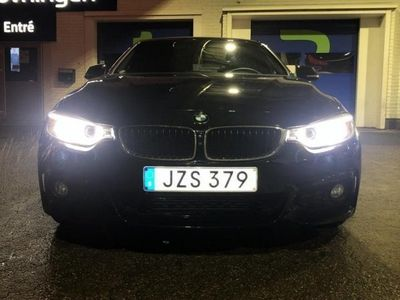 begagnad BMW 420 Gran Coupé d M Sport Automat EU6