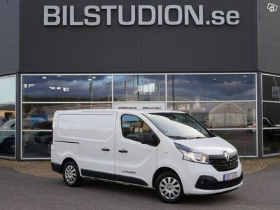 begagnad Renault Trafic 1.6dCi,120hk,11.400mil,Drag -16