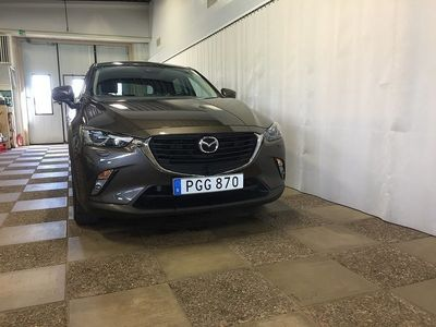 begagnad Mazda CX-3 Vision