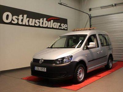 begagnad VW Caddy Life 1.6 TDI DSG Blixtljus