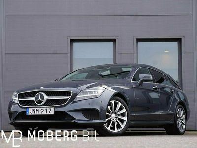 begagnad Mercedes CLS400 218