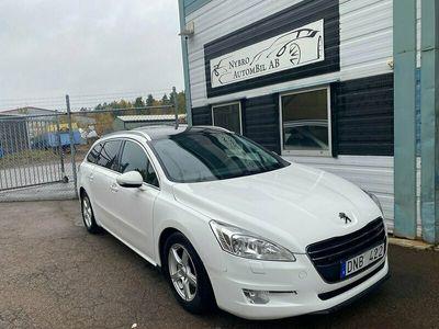 begagnad Peugeot 508 SW 1.6 e-HDi FAP EGS 111hk&svensksåld