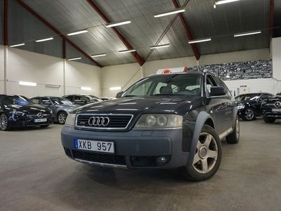 begagnad Audi A6 ALLROAD.AUTOMAT 2,7. QUATTRO Kombi 2005, Personbil 34 900 kr