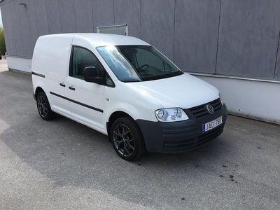 brugt VW Caddy Panel Van 1.9 TDI 75hk -10