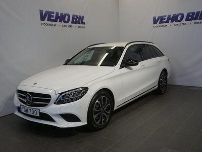 begagnad Mercedes C220 T d 2.0 9G-Tronic Euro 6 194hk