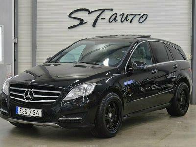 begagnad Mercedes R350 4MATIC 7G Navi 6 Sits 272hk