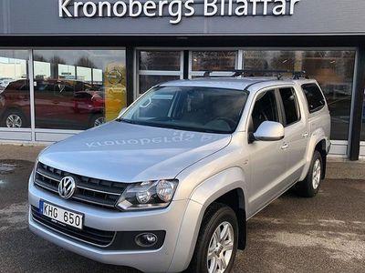 begagnad VW Amarok 180 Automat 2013, Transportbil 139 900 kr