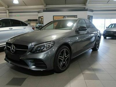 begagnad Mercedes C300 - BenzAMG Night Edition