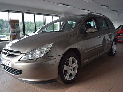 gebraucht Peugeot 307 CC 2,0 Aut Drag Panoramaglastak A