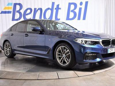 begagnad BMW 520 d xDrive Sedan xDrive/ M Sport/ Winter/ Navi