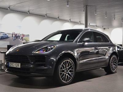 begagnad Porsche Macan S S