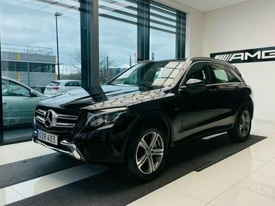 begagnad Mercedes E350 GLC Benz4MATIC SUV AMG LINE 2018, SUV Pris 419 900 kr