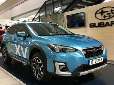 begagnad Subaru XV E-boxer Summit