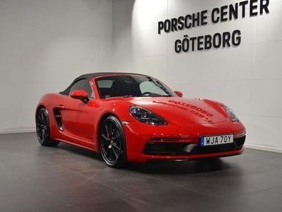 begagnad Porsche 718 Boxster GTS 4.0 2020, Cab 895 000 kr