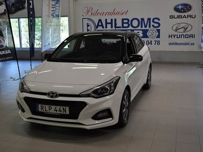 begagnad Hyundai i20 1.0 T-GDi 100hk DCT 5D Trend