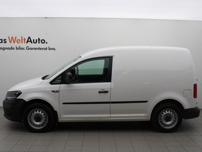 begagnad VW Caddy EU6 TDI 102HK DSG/Drag/Värmare