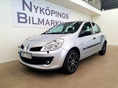 begagnad Renault Clio Halvkombi 5-d 1.2 TCe 101hk Ny kamrem